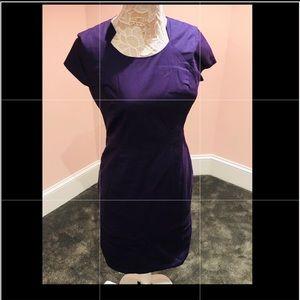 Newport News purple dress